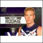 2011 Select AFL Infinity Draft Rookie Josh Mellington