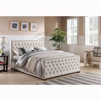 Brand New Beige Fabric Bed Frame size Double Queen King - ROYAL | Beds | Gumtree Australia Greater Dandenong - Dandenong | 1149904002