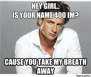 swimming pick up lines.... I'm going to go crazy with these so prepare yourselves