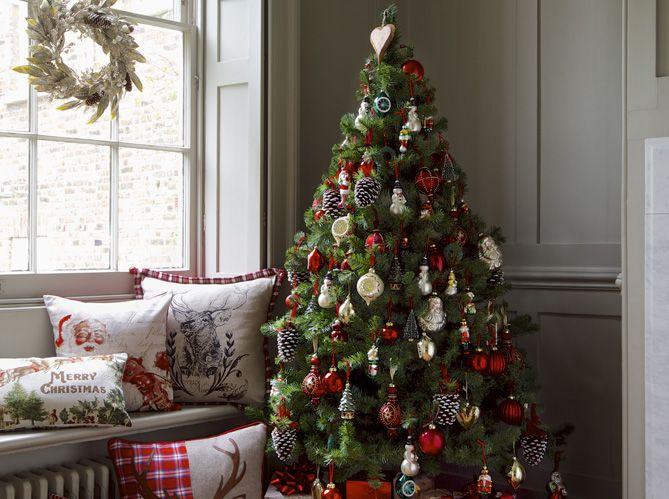 Les 117 meilleures images du tableau sapins de no l christmas tree sur pinterest sapins de - Comment decorer son sapin ...