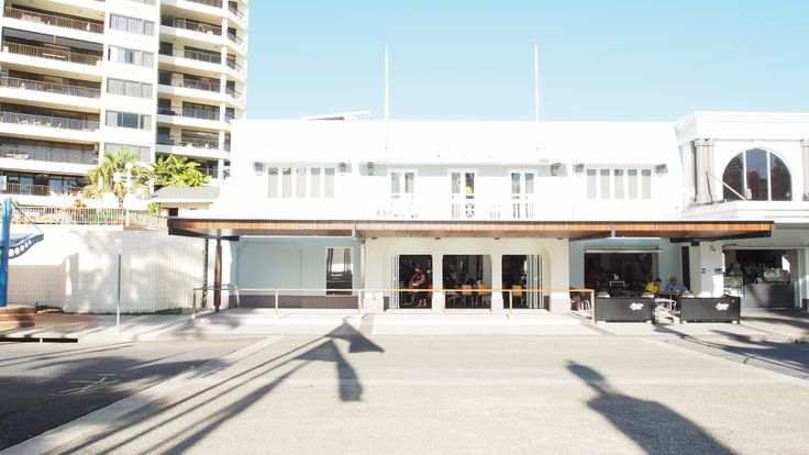 Returned Services Leauge Cairns External Dining additions completed by Field Construct