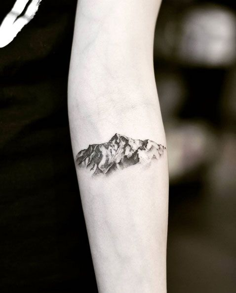 Mountain Tattoo Artist: •DRAG• N Y C ☢WEST4TATTOO☢ ☎212-924-8080 163 west4th street appointment Only:west4tattoo@gmail.com