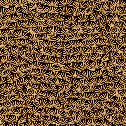 Robert Kaufman Fabrics: HRK-551103L-5 from Hyakkaryouran Sateen