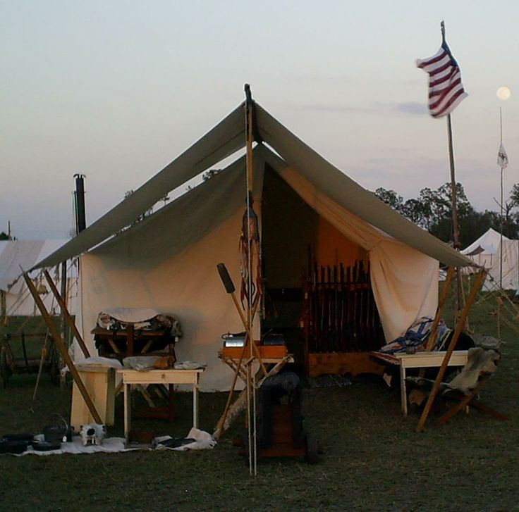 Fort Ann Primitive Camping