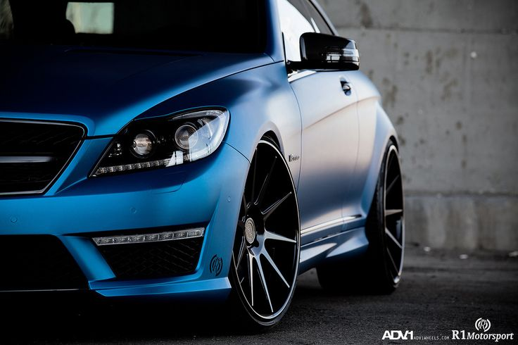 automotivated:    crash—test:    Mercedes CL63 AMG ADV10 Deep Concave (by ADV1WHEELS)