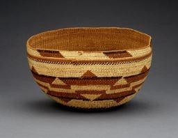Yurok, Karok, or Hupa ~ Northern California, United States | Late 18th/early 20th century | Plant fibers