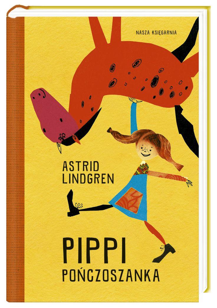Pippi Pończoszanka - Lindgren Astrid za 25,49 zł   Książki empik.com