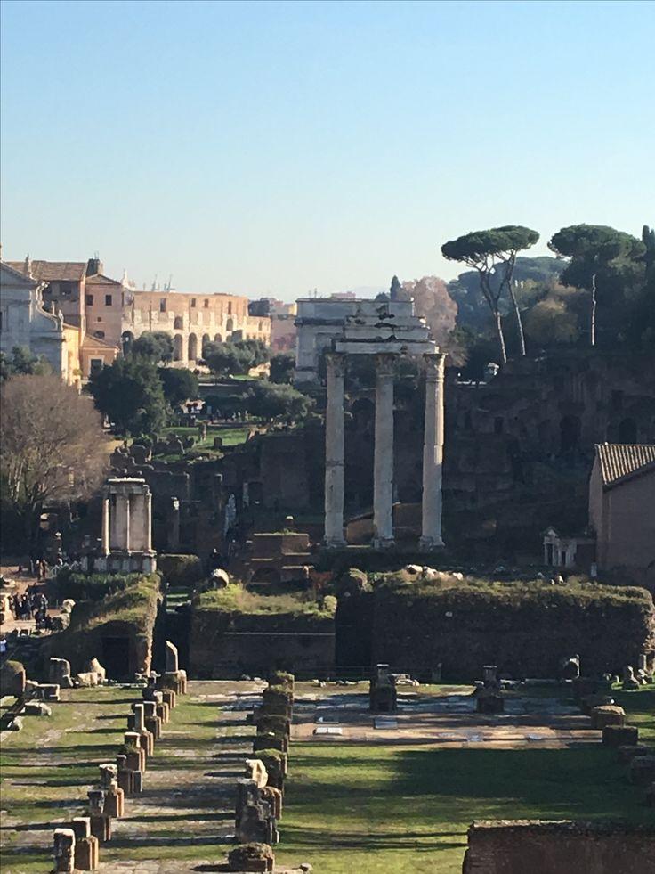 Roma - rovine