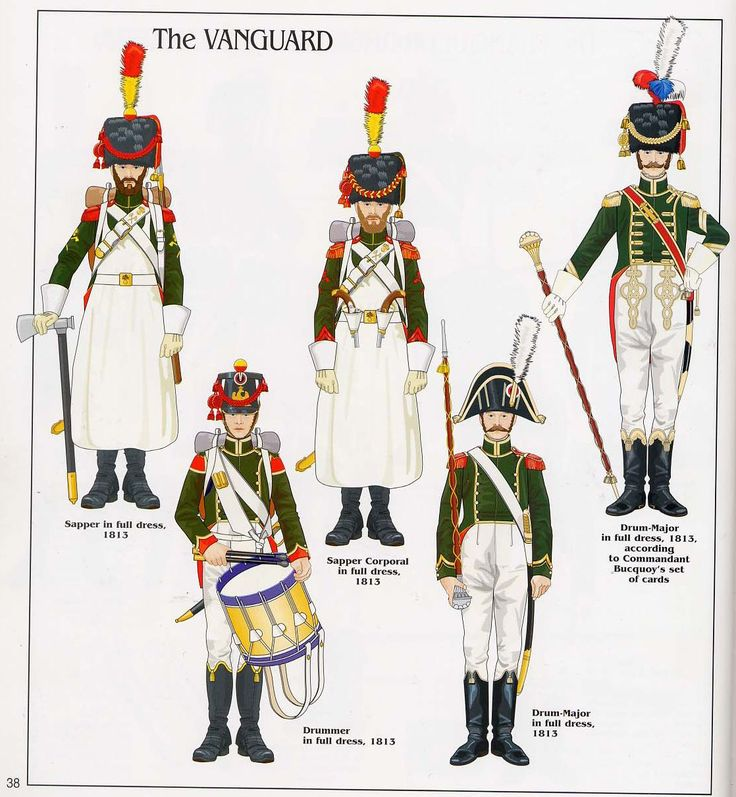 The French Imperial Guard31