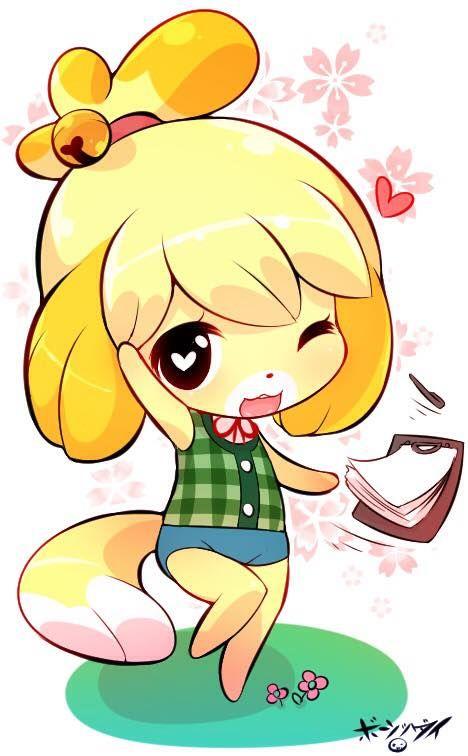 Animal Crossing - Isabelle   Animal crossing, Animal ...