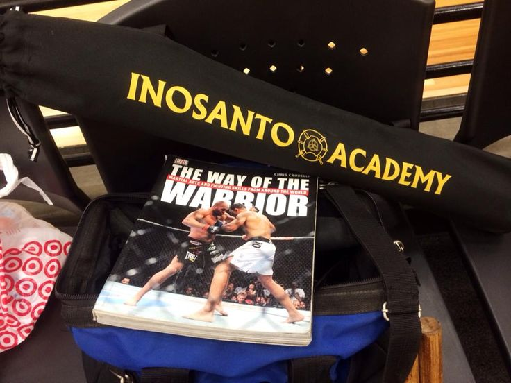 Inosanto Academy and Way of the Warrior !