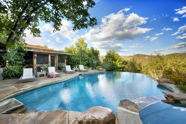 40 best images about swimming pools on pinterest for Pool design utah