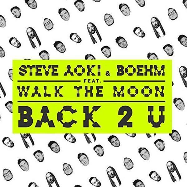 В интернете состоялась премьера новой совместной песни Стива Аоки и румынского диджея Boehm под названием Back 2 U.  Примечательно что в записи композиции приняла участие американская альтернативная рок-команда Walk the Moon.  https://youtu.be/s3sd7ss_bvE - http://ift.tt/1HQJd81