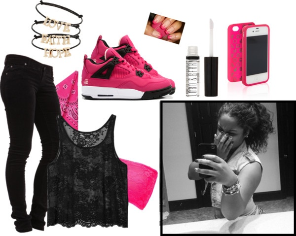"""Reginae Carter"" by mindless-dchick liked on Polyvore ..."