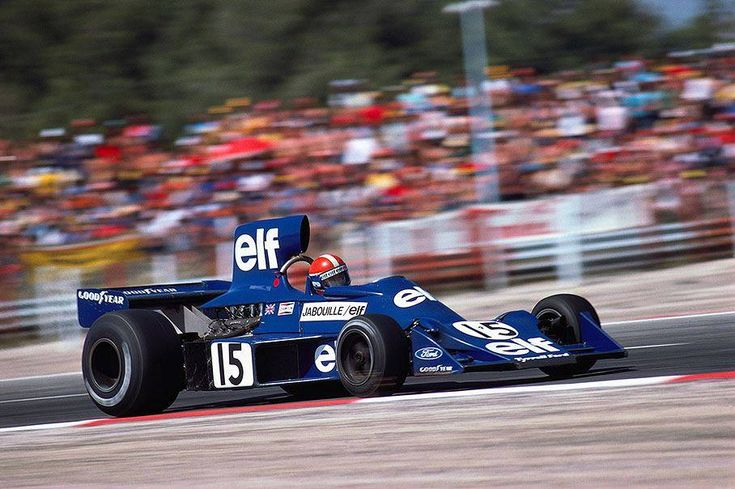 jean pierre jabouille fra tyrrell 007 paul ricard 1975 schlegelmilch race cars. Black Bedroom Furniture Sets. Home Design Ideas