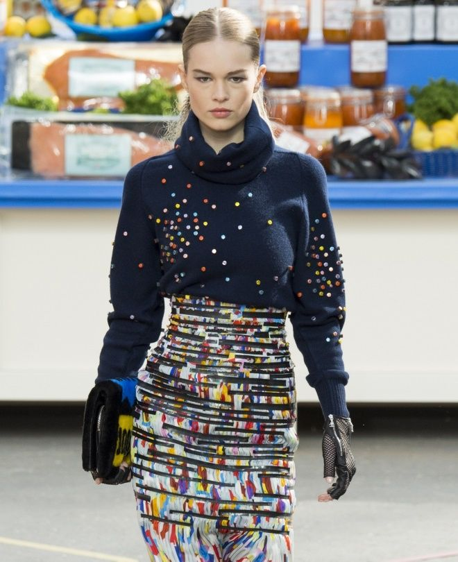 Модный свитер 2014-2015 Chanel