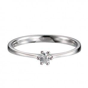 Brillant-Ring 0,10Ct. 41/82144-0