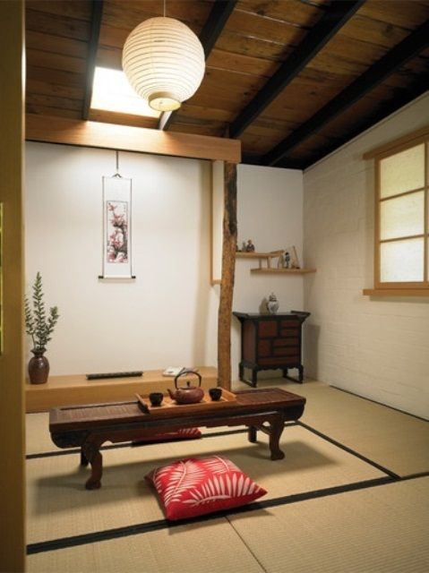 17 best images about meditation space minimal simple on for Japanese tatami room design