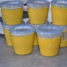 Rezept Reisbrei mit Hühnchen/Brokkoli/Blumenkohl und Möhren ( ab 6.Monat ) von Cindy86 - Rezept der Kategorie Baby-Beikost/Breie