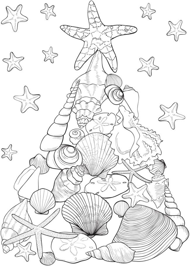 Welcome To Dover Publications Ch Tropical Christmas Christmas Coloring Pages Christmas Coloring Books Coloring Pages