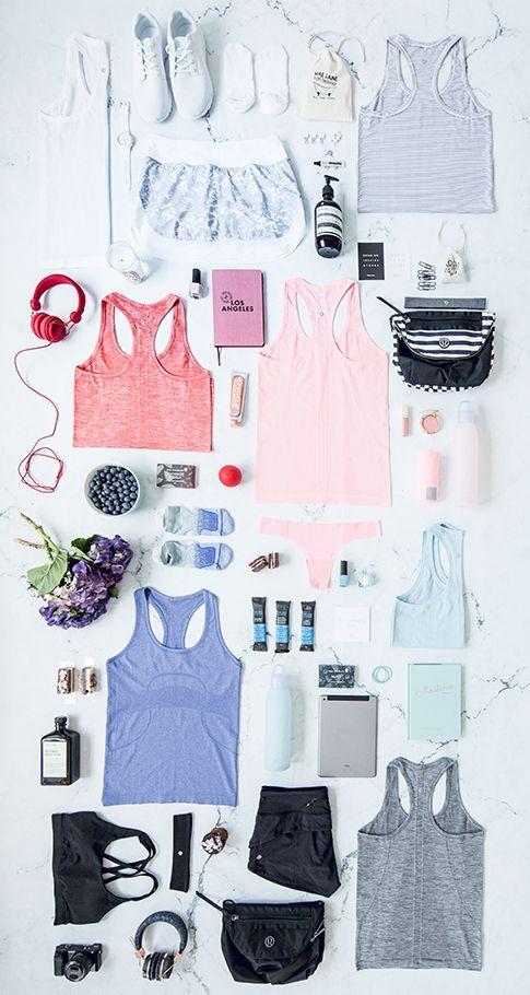 Wedding Workout Wear Inspiration