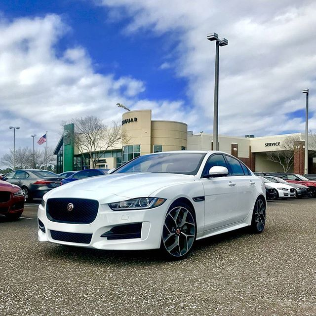 The New 2018 Jaguar XE R Sport. A Luxury Sports Car With 340hp And 332lb Ft  Of Torque Will Get You To Your Destination In No Time.