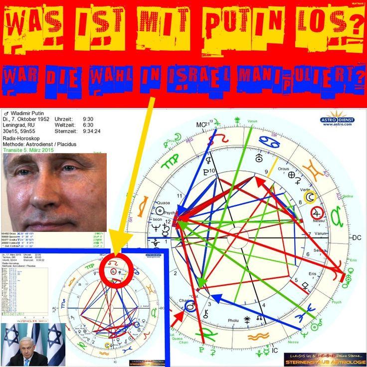 Horoskop - was ist mit Putin los? Warum verschwindet mit Wladimir Putin einer der angeblich mächtigsten Männer der Erde für 10 Tage spurlos? Warum war er so bleich
