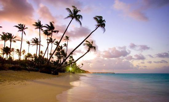 Punta Cana, Dominican Republic  Also Santo Domingo, Juan Dolio, La Romana, Las Terrenas, Puerto Plata, Samana, Santo Domingo