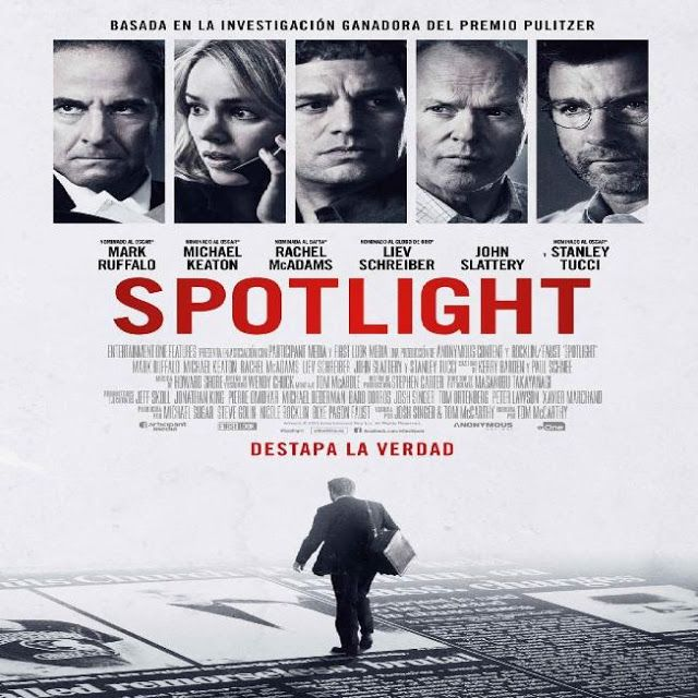 SPOTLIGHT - Tom McCarthy (cine) http://www.woodyjagger.com/2016/02/spotlight-tom-mccarthy-cine.html