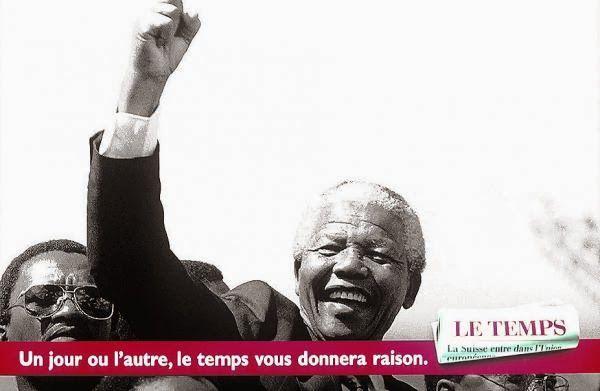 Advertising Times: Nelson Mandela et la publicité Dossier hommage