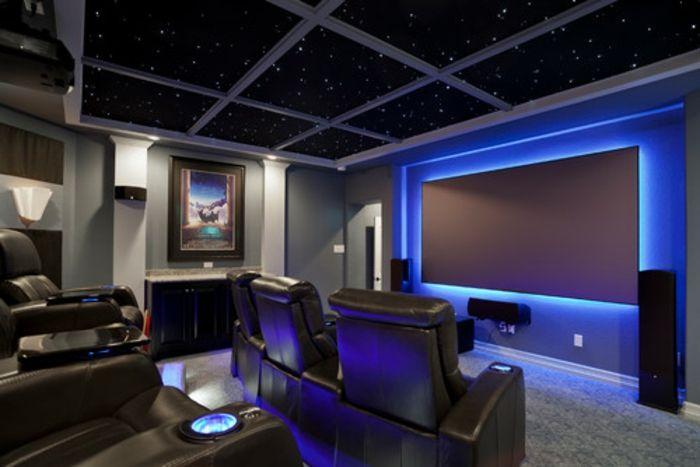 44 fotos sternenhimmel aus led f r ein luxuri ses interieur indirekte beleuchtung. Black Bedroom Furniture Sets. Home Design Ideas