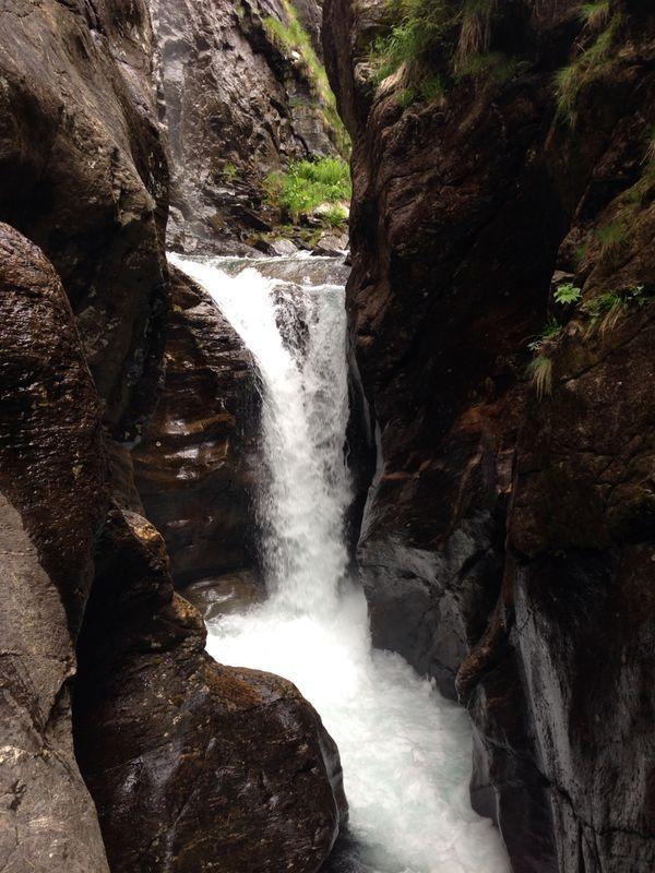 Riesachwasserfall #schladming #sommer