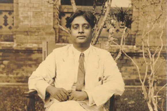 Satyendra Nath Bose http://www.famousinventors.org/satyendra-nath-bose