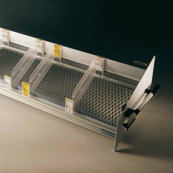 CAJONERA - REF: ERGOS: Mejor y más amplia facilidad de accesso a los cajones superiores. Mejor visibilidad y capacidad. Salida total del cajón.