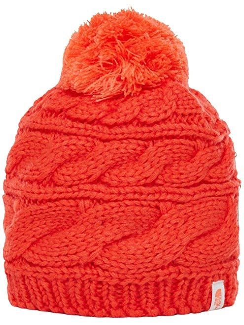 81c1252e829 the north face triple cable pom beanie north face hat size 7 32443 ...