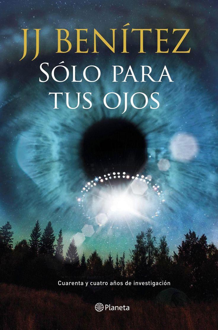 En septiembre de 2016, J. J. Benítez cumple 70 años y 45 de investigación ovni. En estos momentos es uno de los investigadores más veteranos. Coincidiendo con estos dos aniversarios, el autor escribe Solo para tus ojos como obra conmemorativa, tras 22 libros sobre el tema.