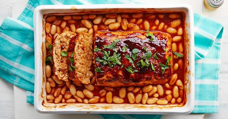 If you're after comfort food with fewer calories, try making this turkey meatloaf: http://www.bbcgoodfood.com/recipes/turkey-meatloaf…