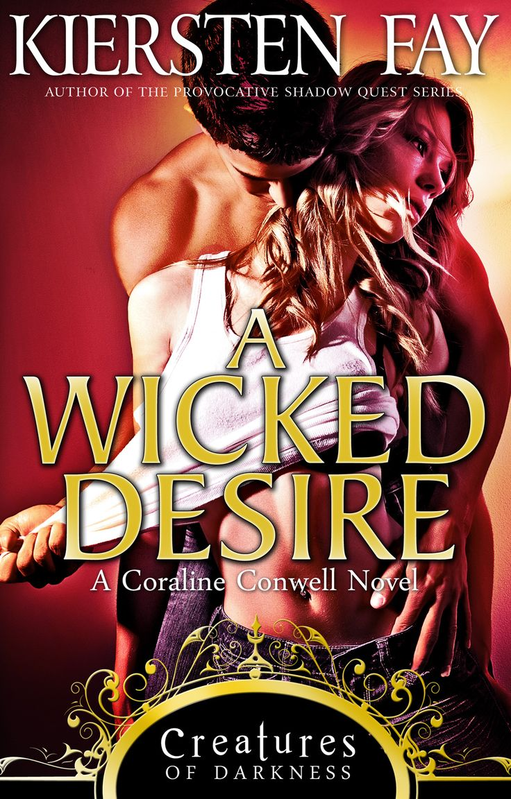 A Wicked Desire Cover Reveal And Giveaway