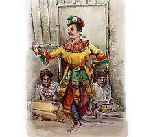 traditional dancing by Jatmika Jati