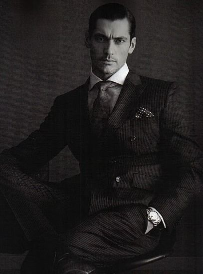 The best of the best in the world right now, at the height of powers never witnessed in the Vanderloo era...David Gandy.