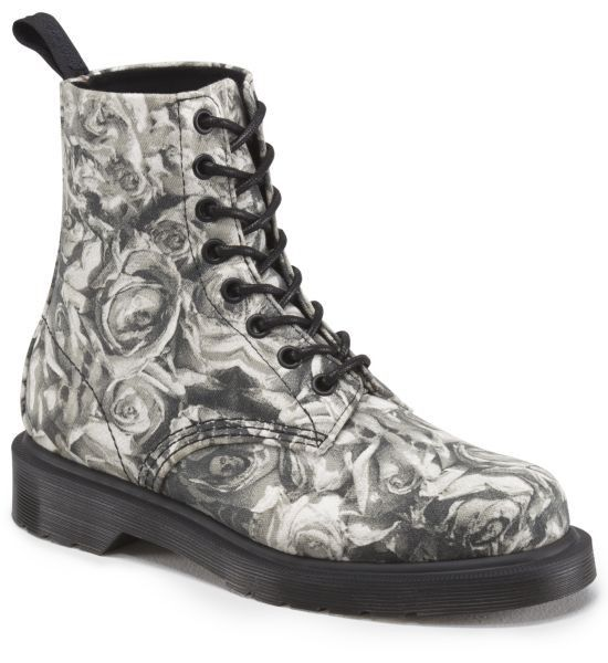 Dr. Martens Beckett Black/Grey - 26753
