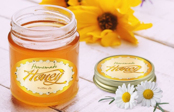 baby food jar label template - another jar label template this time for honey jars our