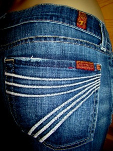 Seven For All Mankind Dojos  Best. Jeans. Ever.  I need another pair . . . don't tell Kyle!