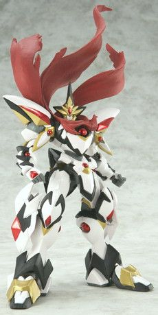 Super Robot Taisen - RaiOh - Dengekiya Exclusive (Banpresto, Volks)