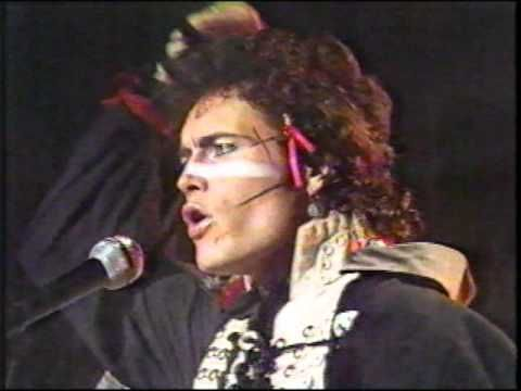 adam and the ants - stand and deliver, on solid gold, 1981