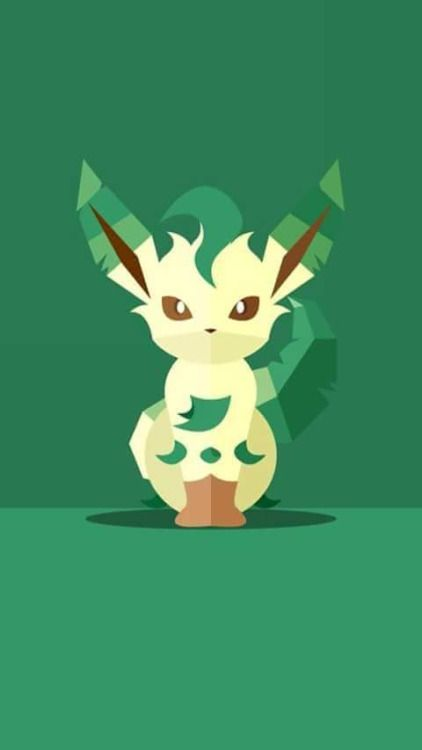 Leafeon Wallpaper