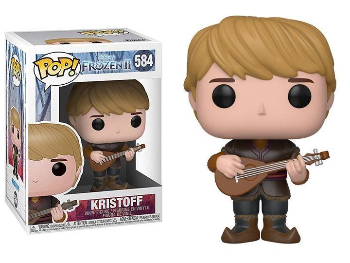 Funko Pop Disney Frozen Ii Kristoff Pop Figures Disney Vinyl Figures Funko Pop Disney