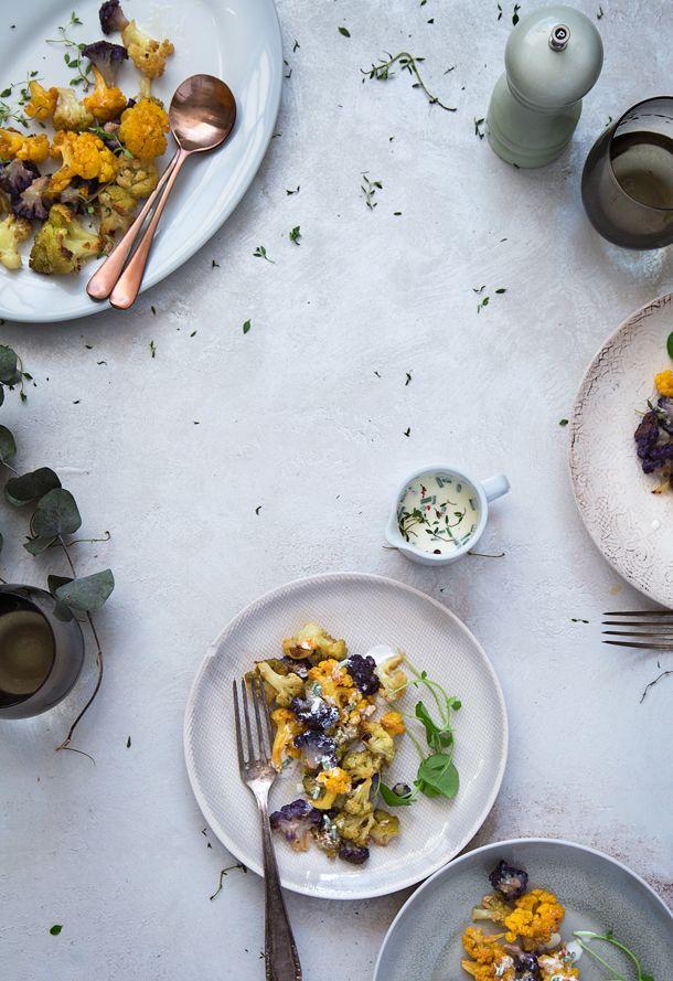 Food and Cook by trotamundos » Coliflor asada con parmesano