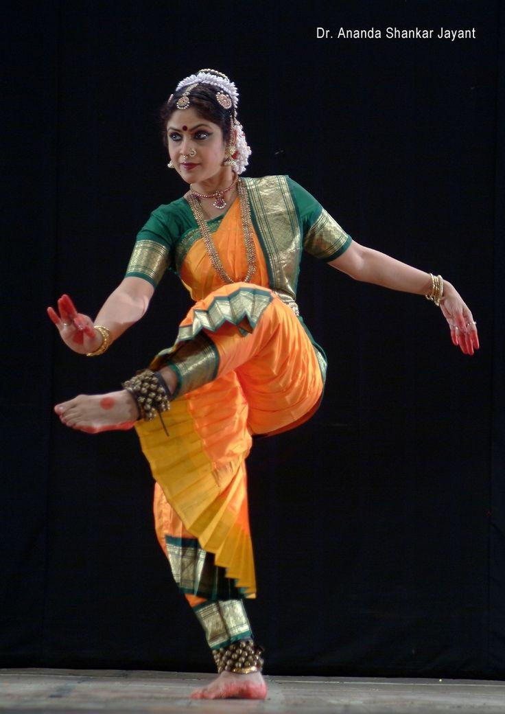 Indian dance    Ananda_Shankar_Bharatanatyam