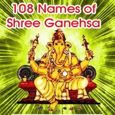 108 names of Divine Ganesha For Success